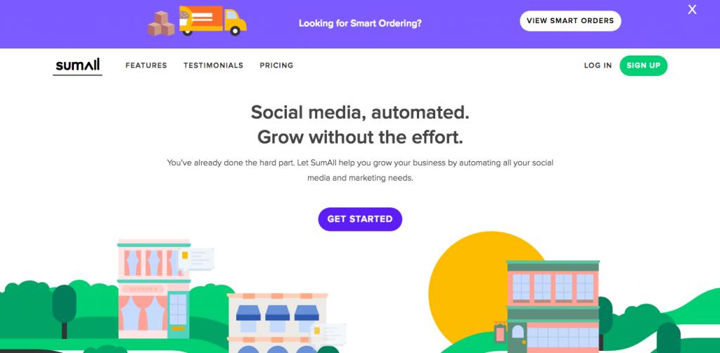 SumAll公式サイト