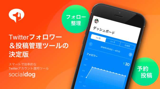 SocialDogのアプリ画像